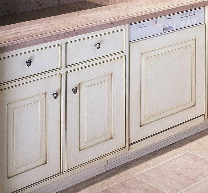 Madison Park Kitchen Cabinet Detail